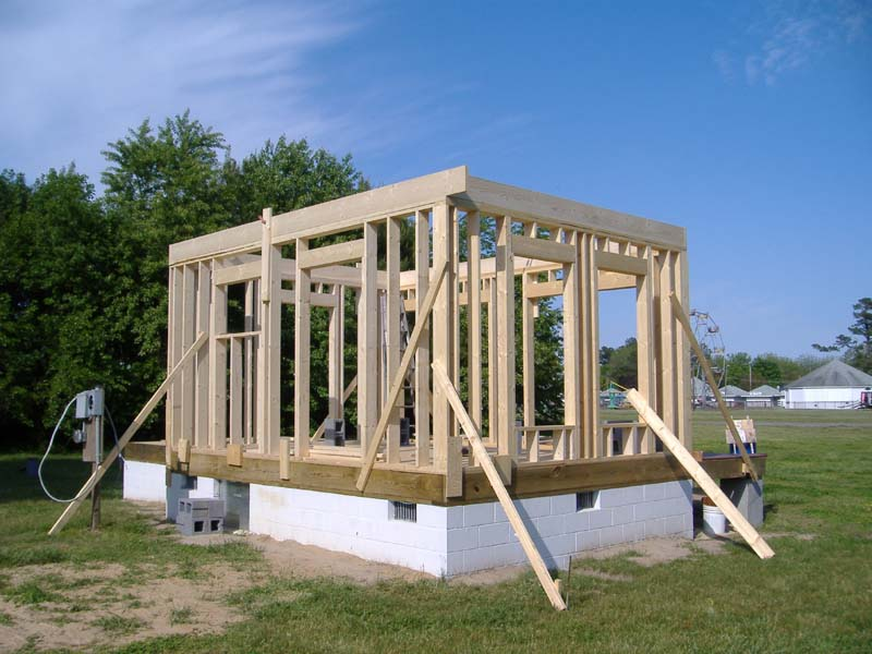 Pleasing Construction Photos Of My Little House Largest Home Design Picture Inspirations Pitcheantrous